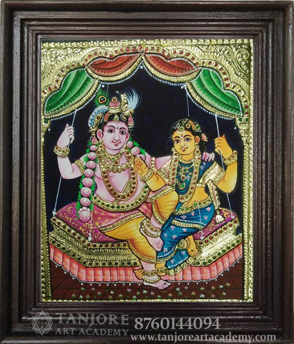 tanjore painting art gallery