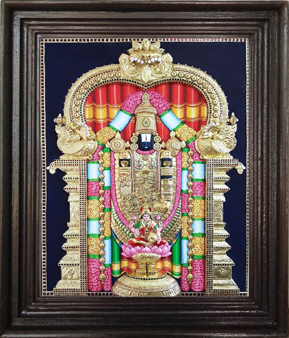 thanjavur painting gallery - tanjore art academy